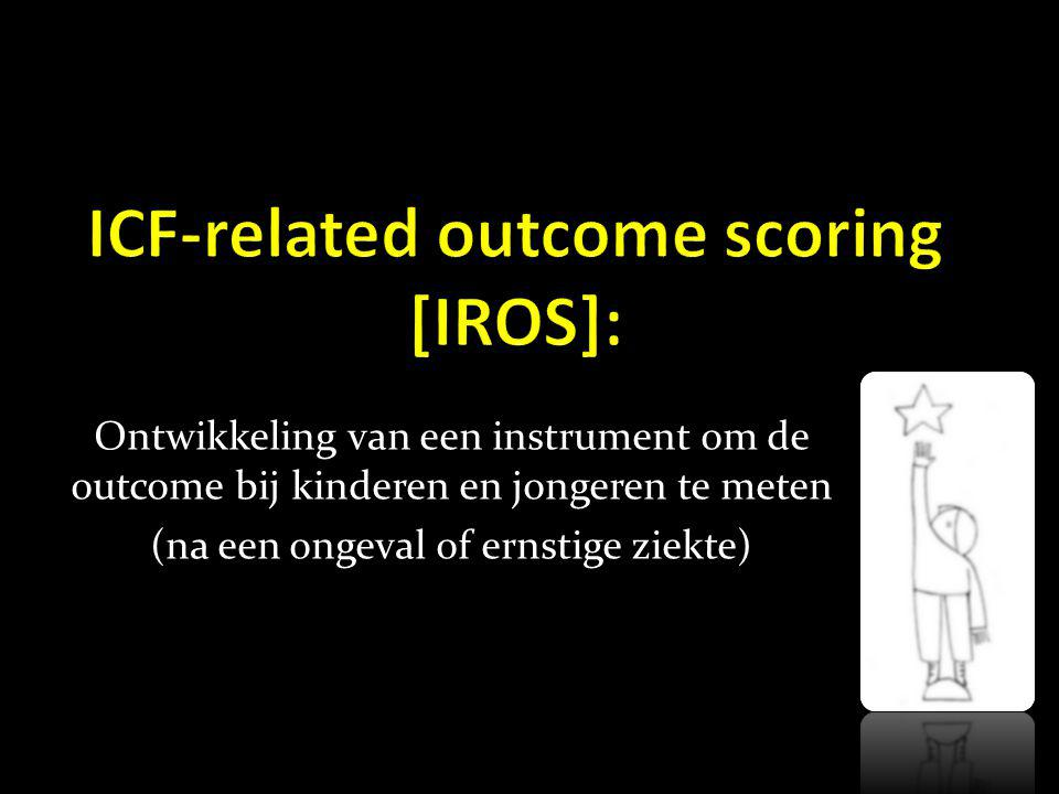 ICF-related outcome scoring [IROS]: